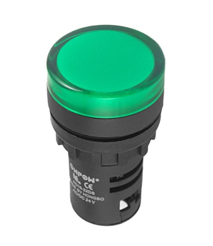Piloto Multiled 24 Vca. Verde
