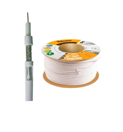 Cable Antena Coaxial 5 mm
