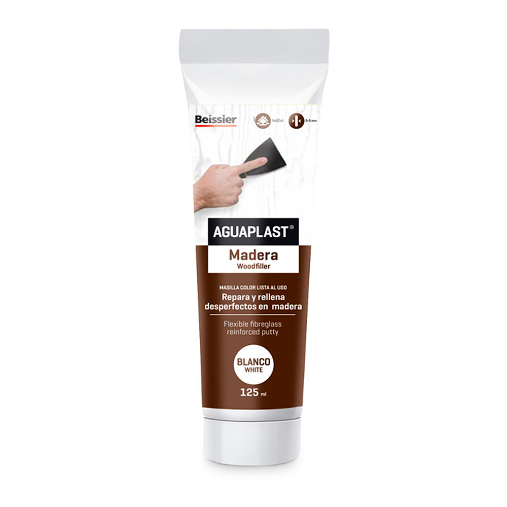 Aguaplast Madera Neutro 125 Ml.