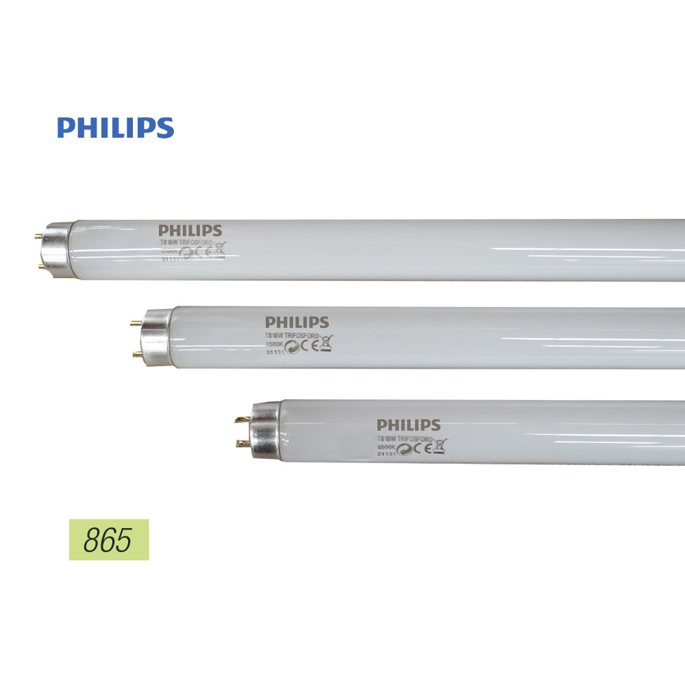 Fluorescente 58 Watios, T8 PHILIPS