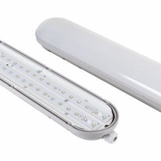 Arm.estanque Linestra 12w Led 6400k 60 Cm Ip65zinc