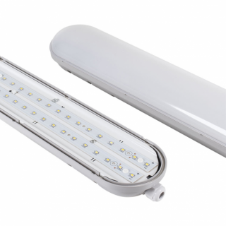 Arm.estanque Linestra 56w Led 6400k 150cm Ip65 zinc