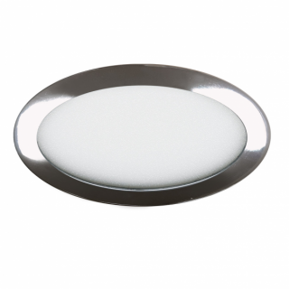 Downlight 24w 6500k Apolo 1900lm Cromo 22d