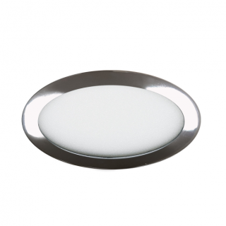 Downlight 12w 4000k Apolo 990lm Cromo 17d